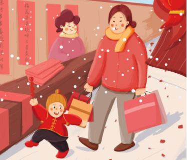 给美国笔友介绍中国传统文化:春节