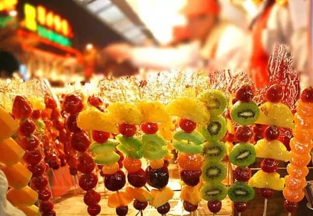 英語作文:給美國筆友介紹中國小吃:糖葫(hu)蘆