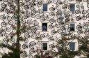 德国某商店满墙自行车只为打广告