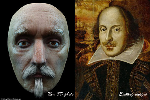 3D技术产生的莎士比亚