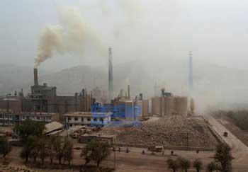 家乡大气污染问题