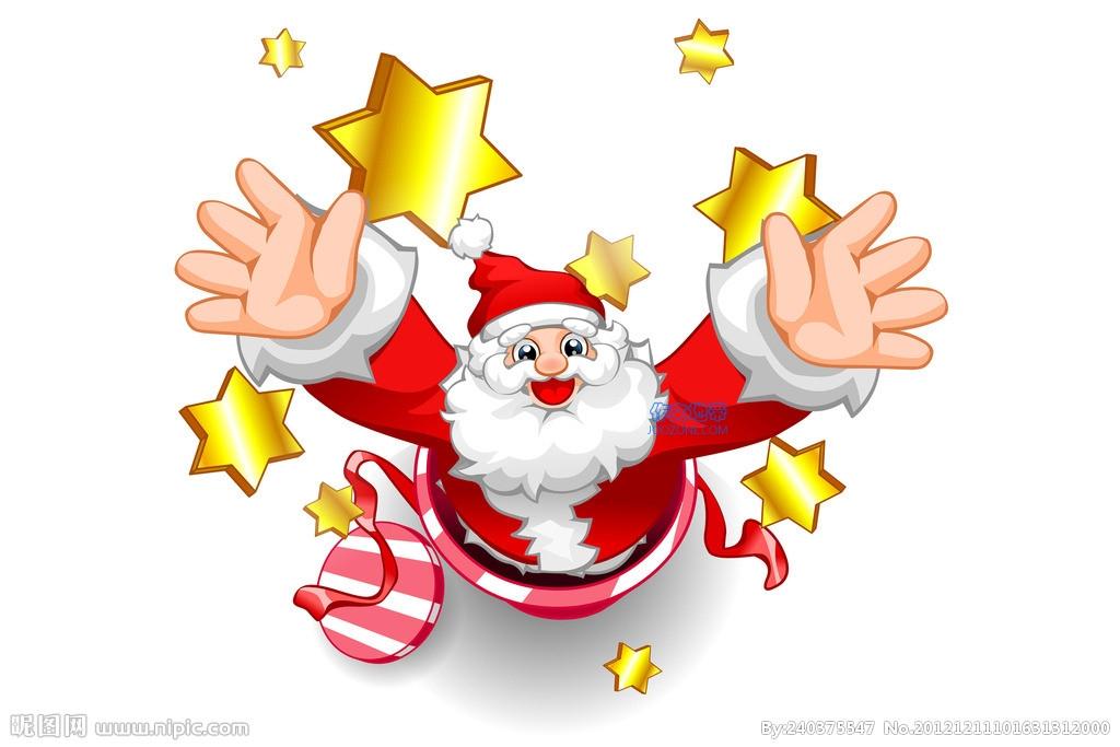 圣诞节来了...Christmas Day