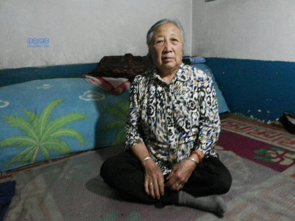 My Grandmother  我的外婆