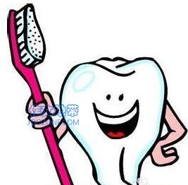 少吃糖果 保护牙齿 taking care of my teeth
